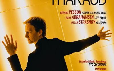 Abrahamsen, Pesso, Strasnoy: Piano Concertos – Alexandre Tharaud