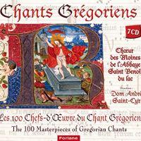 Chants Grégoriens – Saint-Benoît-du-Lac