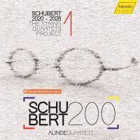 Franz Schubert / Kotcheff: Streichquartette – Alinde Quartett