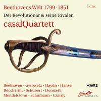 Beethovens Welt – casalQuartett