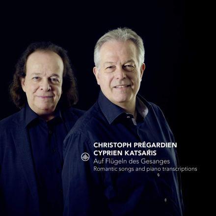 Romantische Lieder / Prégardien, Katsaris