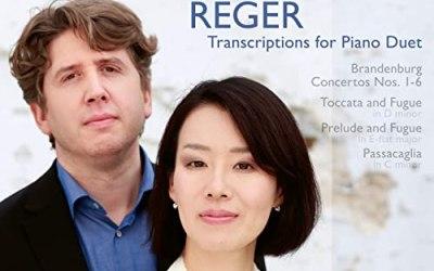 Bach – Reger / PianoDuo Takahashi / Lehmann