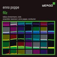 Enno Poppe: Filz (Ensemble Resonanz und Tabea Zimmermann)