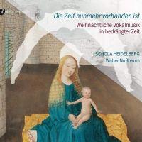 Schola Heidelberg / In bedrängter Zeit