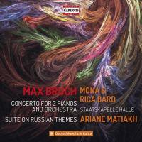 Max Bruch: Konzert für 2 Klaviere / Mona & Rica Bard