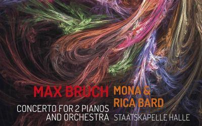 Max Buch: Konzert für 2 Klaviere / Mona & Rica Bard