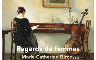 Regards de femmes / Marie-Catherine Girod