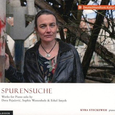 Spurensuche / Kyra Steckeweh