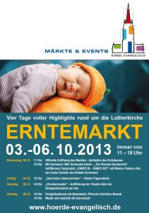 Erntemarkt 2013