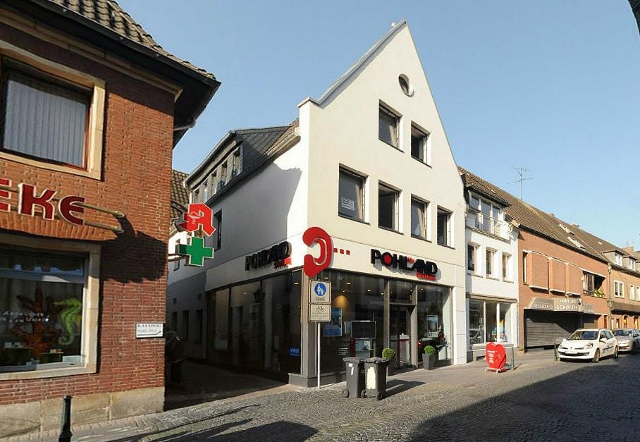 Hoergeraete-Goch-Pohland-Filiale-Aussenansicht-900x627-min