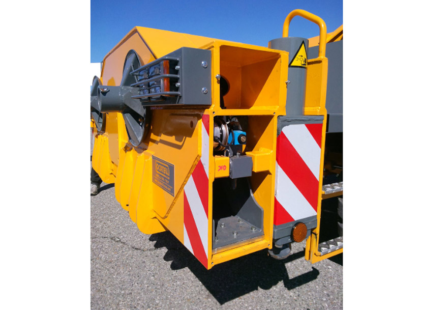 Locatelli Mobile Crane - House of Equipment