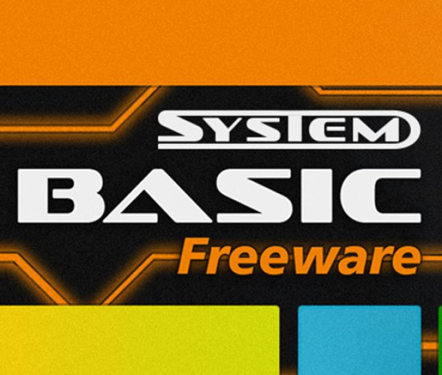 Hofa System Basic Is The Freeware Version Of The Popular Eq Dynamic Effect Toolbox More Than 30 Modules Are Available While Some Have A Limited Range