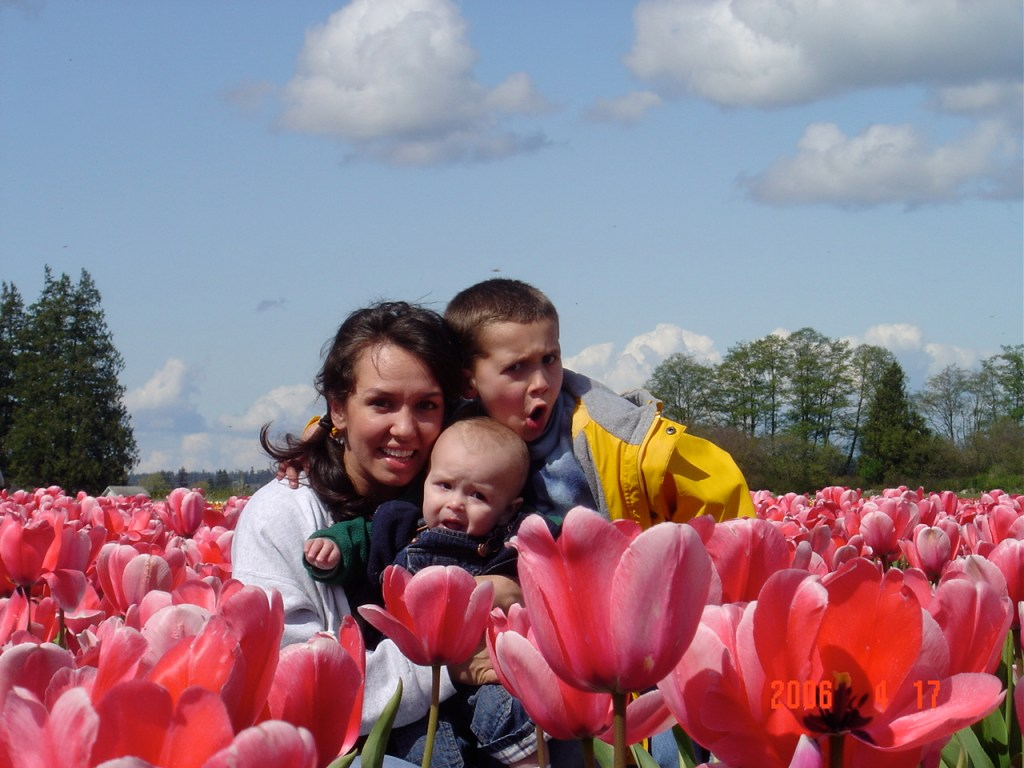 Tulip Festival in Washington is a top thing to do.