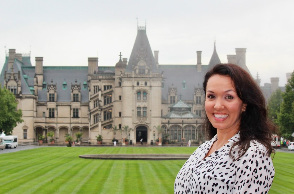 The Biltmore is one of the best things to see in the USA