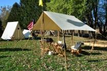 frontier guard encampment