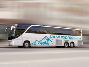 coach travel to the Alps