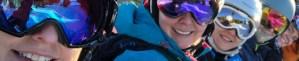 women only ski week