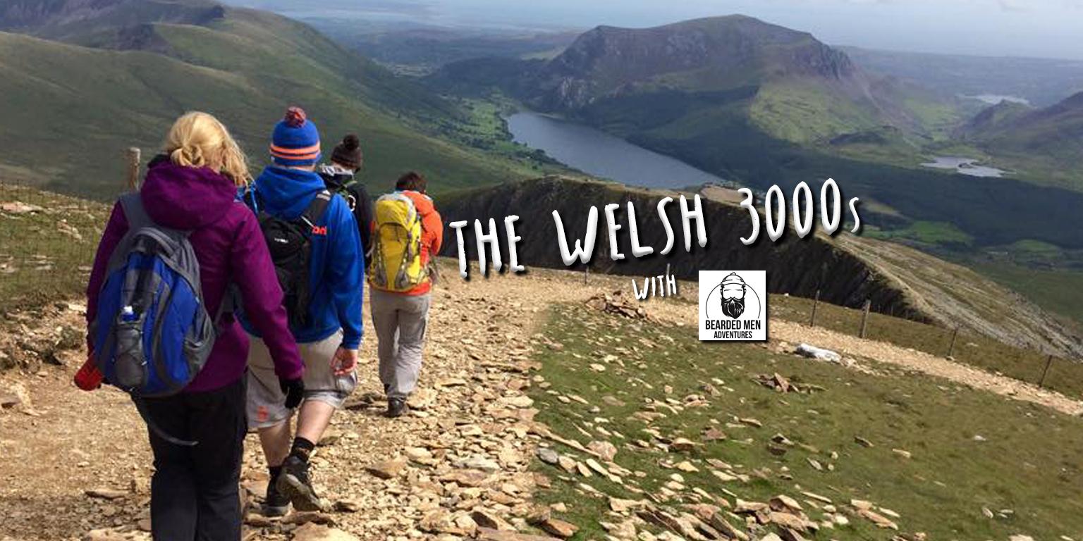 Wales hiking challenge