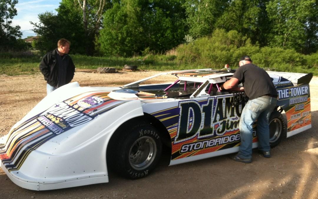 Blowin' in the Wind; Dirt Track Aerodynamics