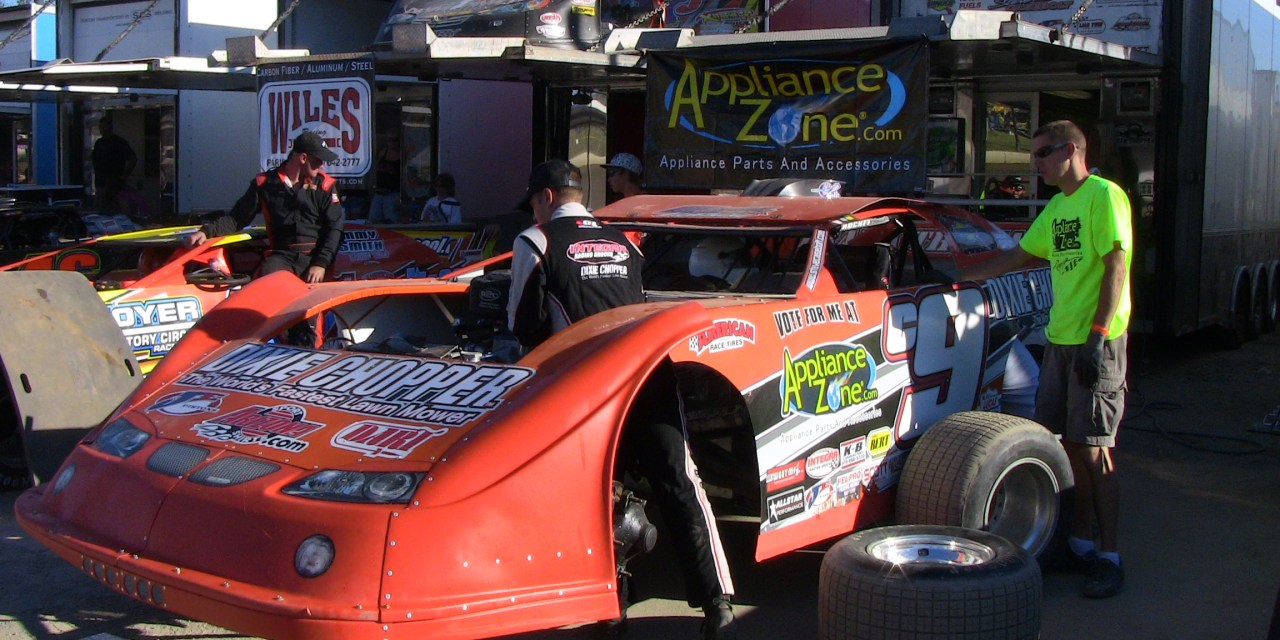 Widening the Front End of Your Late Model