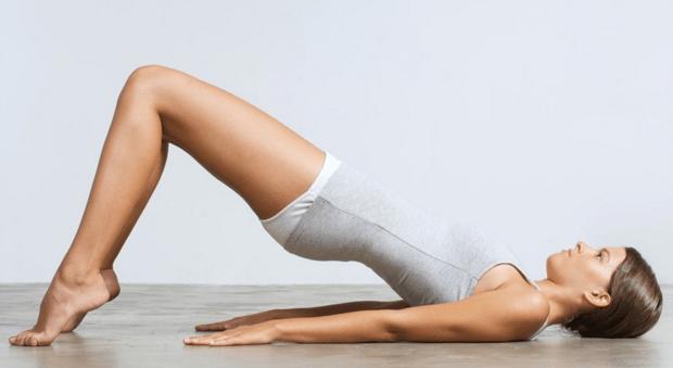 ejercicios reafirmar glúteos