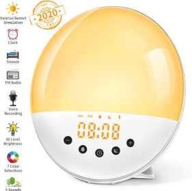 Despertador solar GRDE