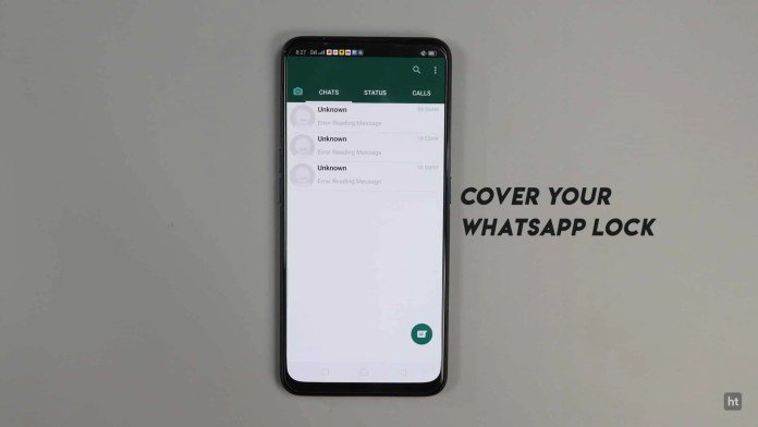 Secure your WhatsApp account
