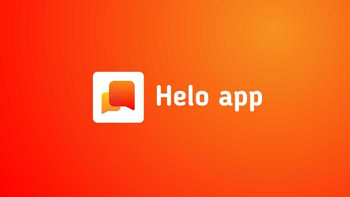 How to earn from helo app
