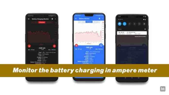 Battery Charging Monitor