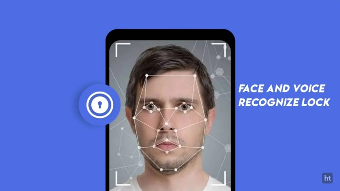 Face voice recognition app