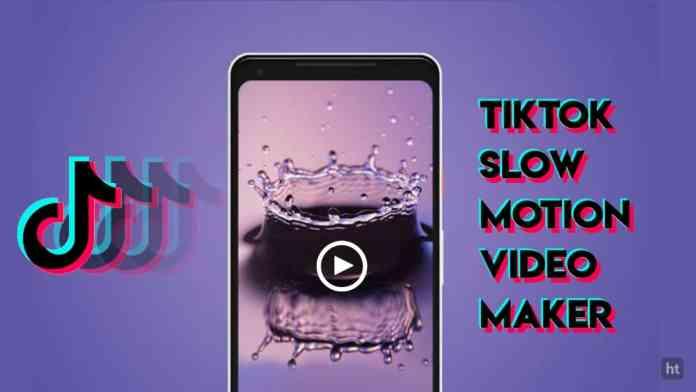 make Slow motion video