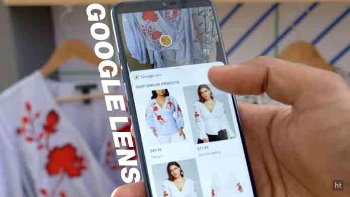 use Google lens