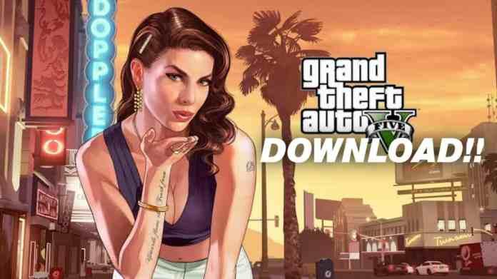 play GTA V in mobile