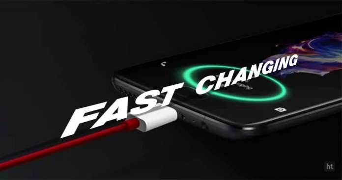 Fast Charge phone battery