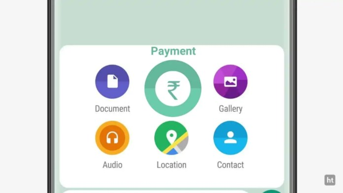 WhatsApp Pay Payment service