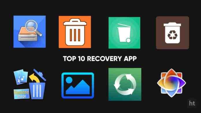 photo recovery app