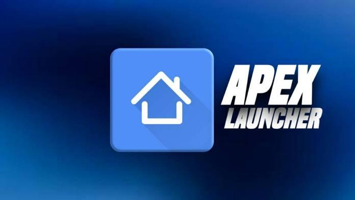 Apex Launcher app