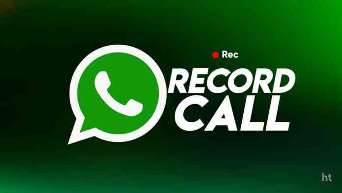 WhatsApp Call Record App
