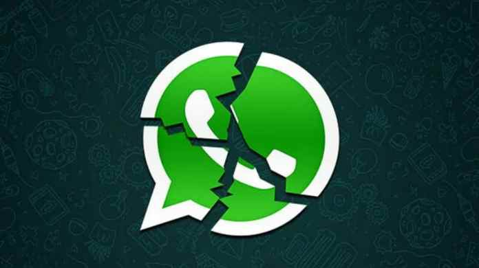 WhatsApp crash by text bomb