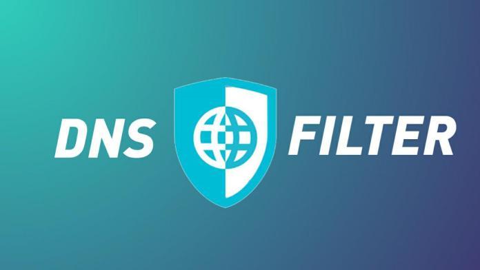 personalDNSfilter prevent tracking app