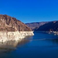 Hoover Dam - immer weniger Wasser