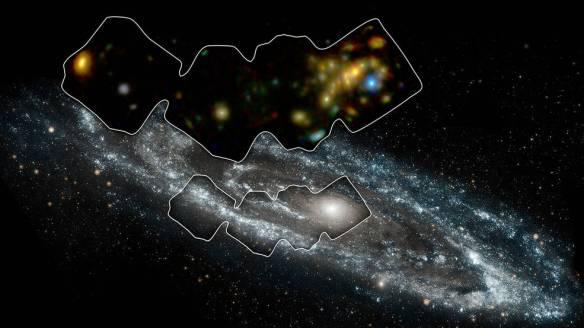 Andromeda NUSTAR