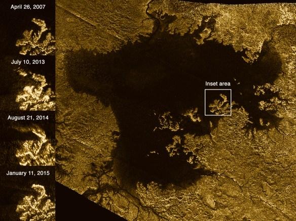 Titan Mare Features