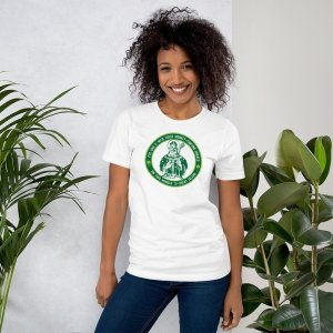 Ive had it with these snakes mockup Front Womens Lifestyle 2 White