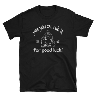 Yes you can rub it mockup Flat Front Black