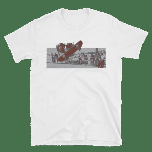 Pool Skater Short-Sleeve Unisex T-Shirt