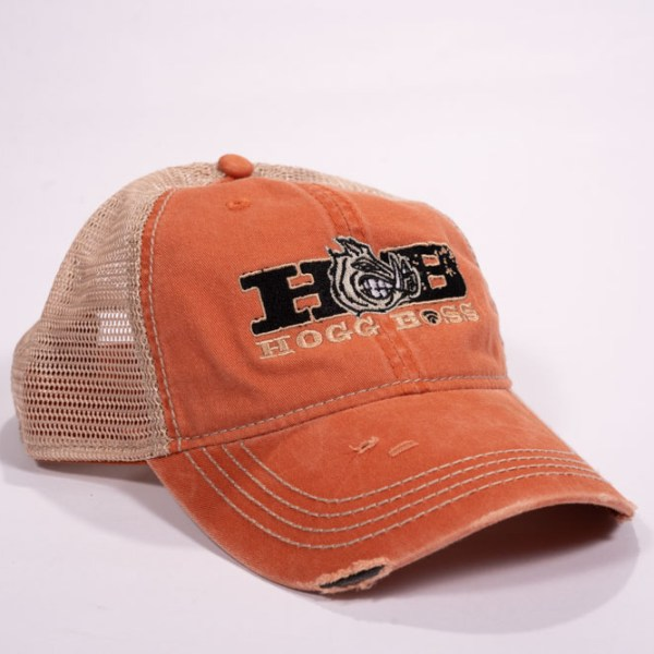 Hogg Boss Hat - Orange