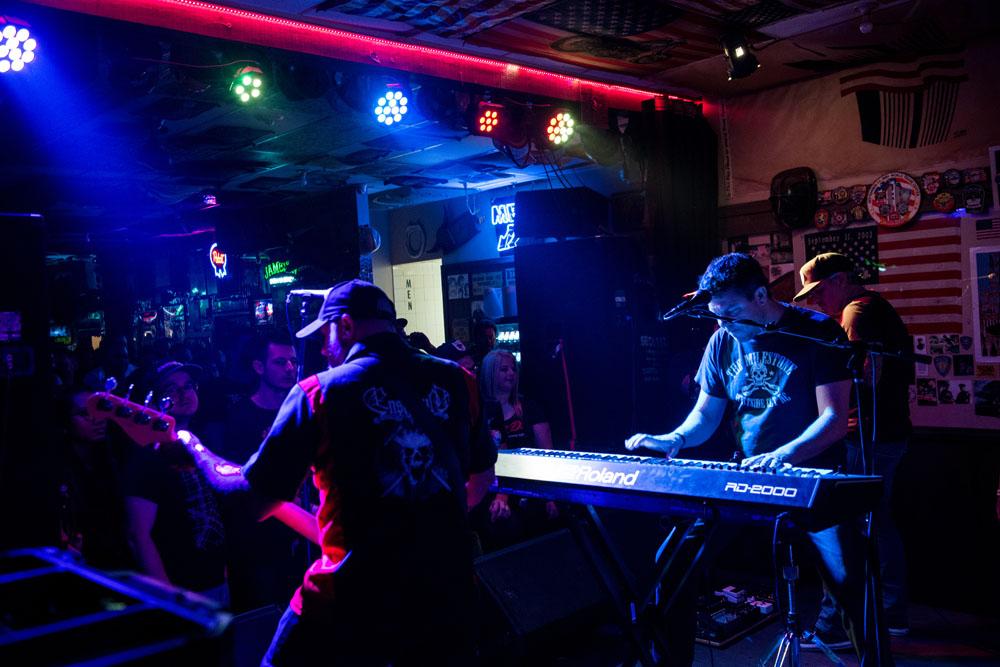Hogs & Heifers Saloon Las Vegas_Punk Rock Hoedown Concert_0107