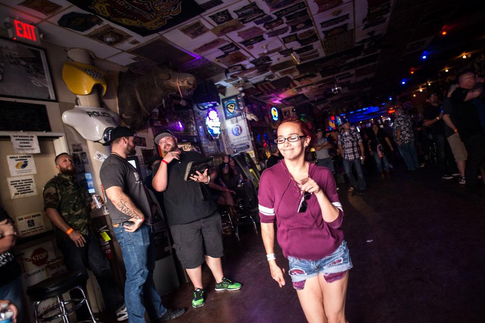 Hogs & Heifers Saloon_Las Vegas _Bike Rally0016