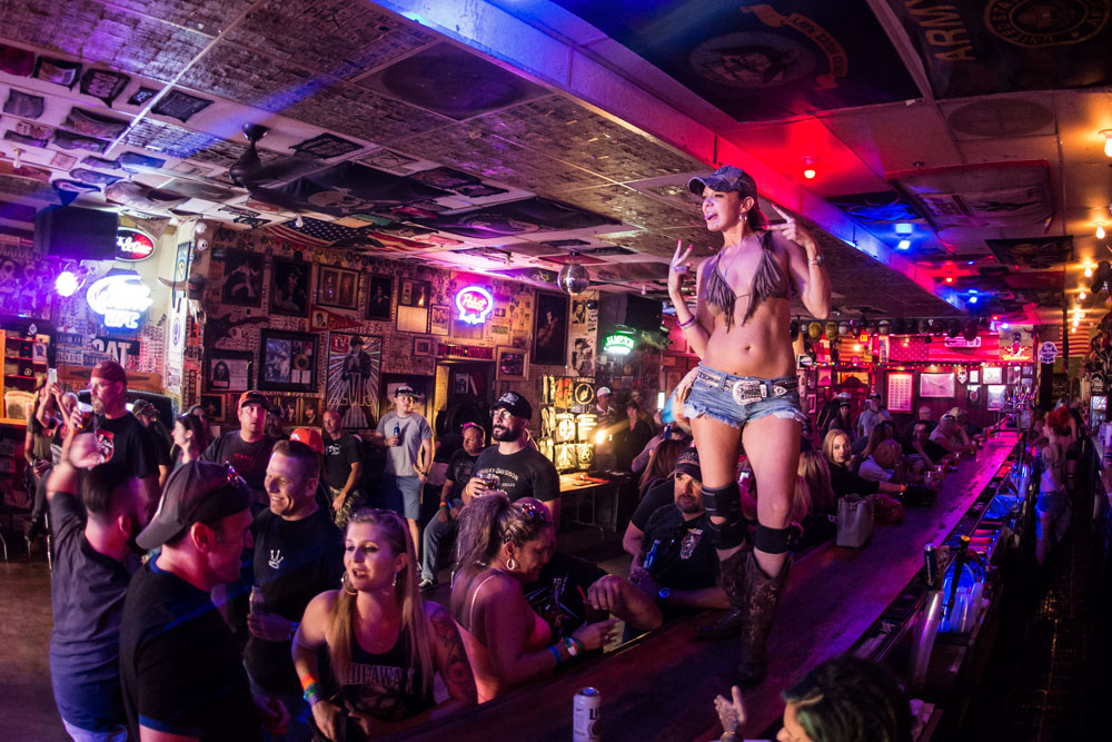 Hogs & Heifers Saloon_Las Vegas _Bike Rally0028